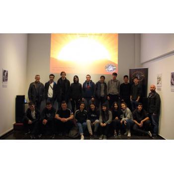 Επίσκεψη Όμιλου Αστρονομίας Λανιτείου Λυκείου